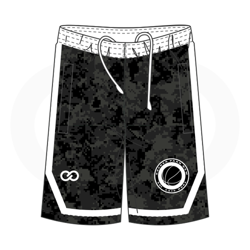 Entertainers Rucker Park Shorts - Style 5