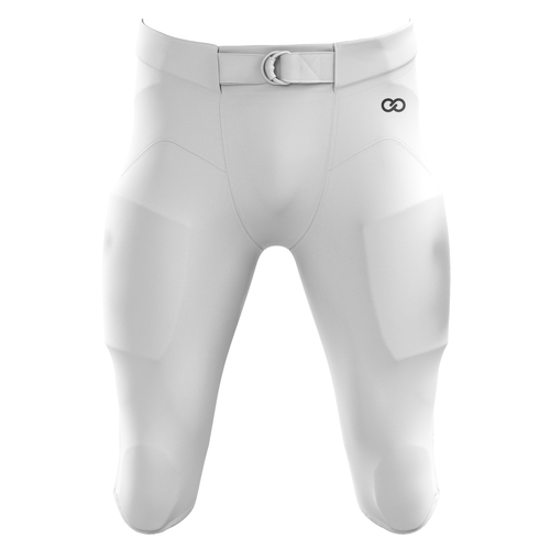 Football Pants - White