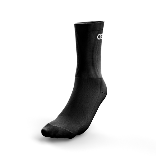 Wooter Elite Black Socks