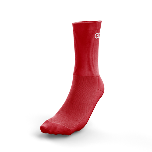 Wooter Elite Red Socks