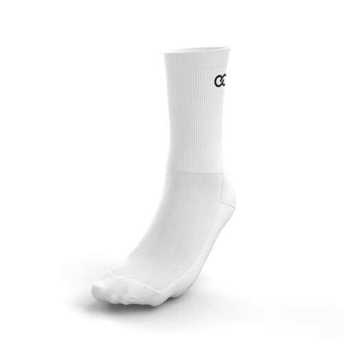 Wooter Elite White Socks
