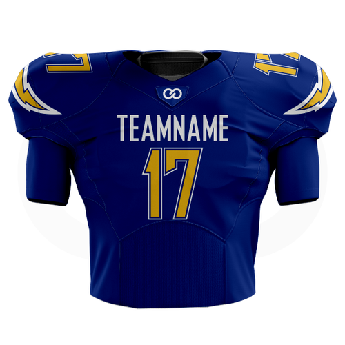 Chargers Football Jersey