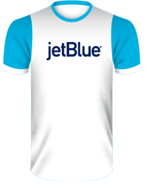 Jet Blue Package - Style D