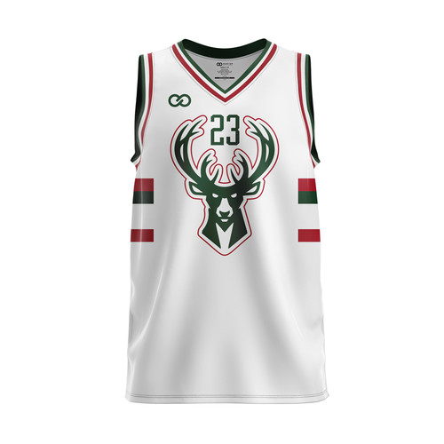 Bucks Basketball Jersey - Bucks Alternative Basketball Jersey - NBA Bucks Jersey