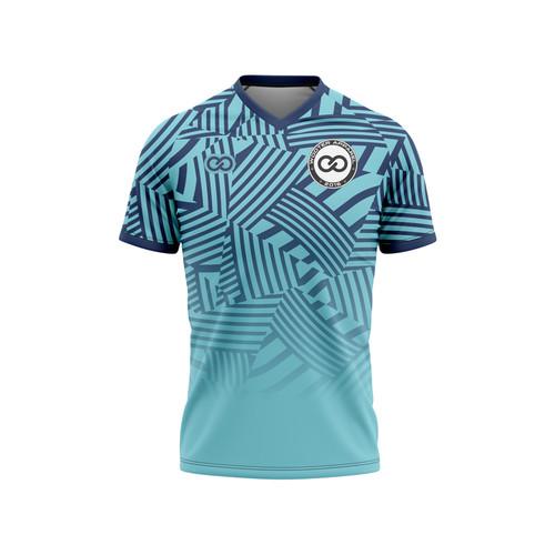 Zebra I - Custom Soccer Jersey