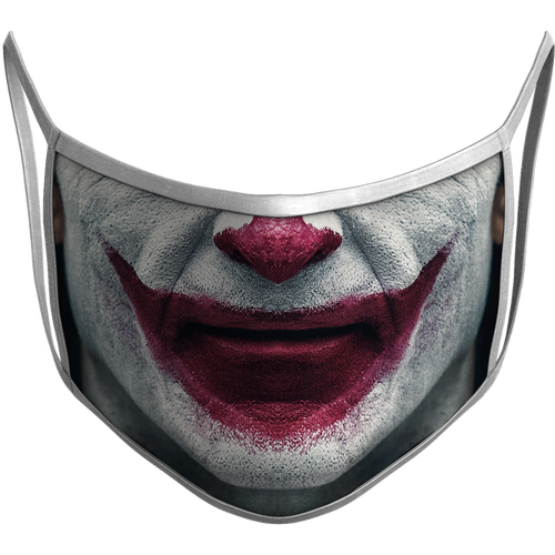 Joker Sublimated Reusable Mask
