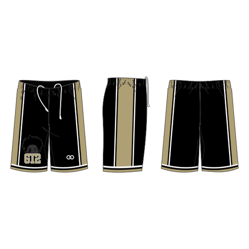 GT2 Basketball Shorts Style 2