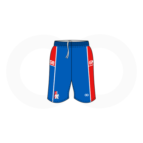 GMGB Reversible Basketball Shorts