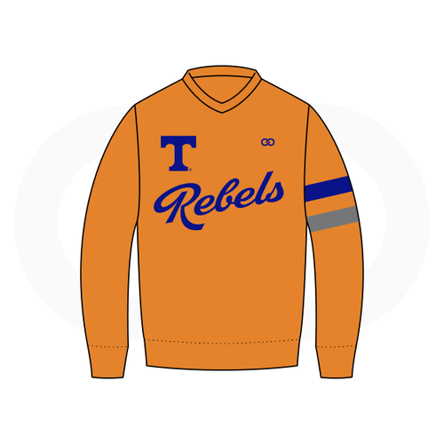 Tolsia Rebels Sublimated Pullover