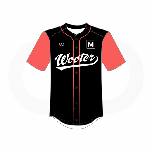 Women's Button-Down Baseball Jerseys