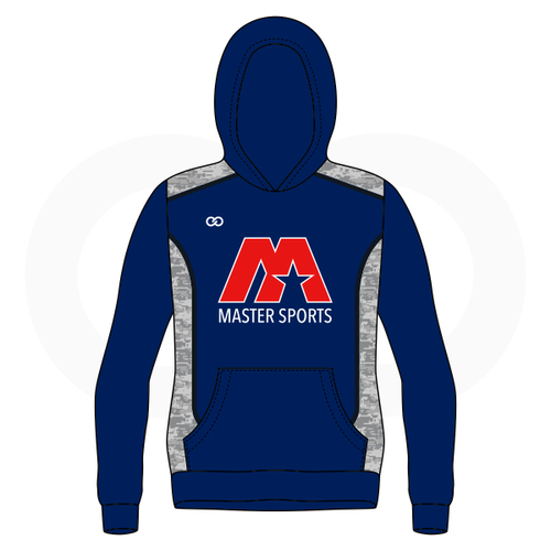 Master Sports Sublimated Hoodie