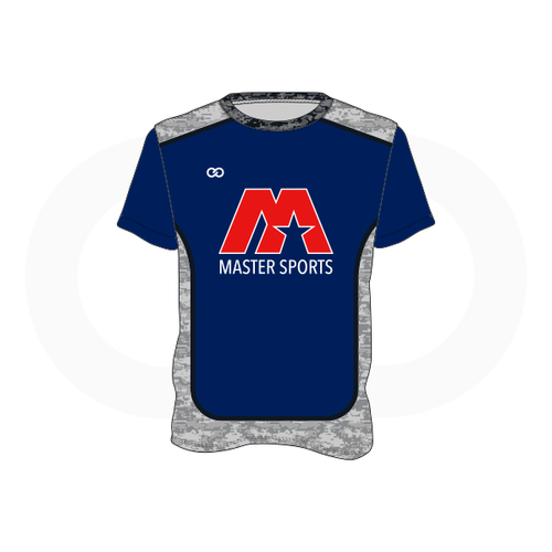 Master Sports Short Sleeve T-Shirt