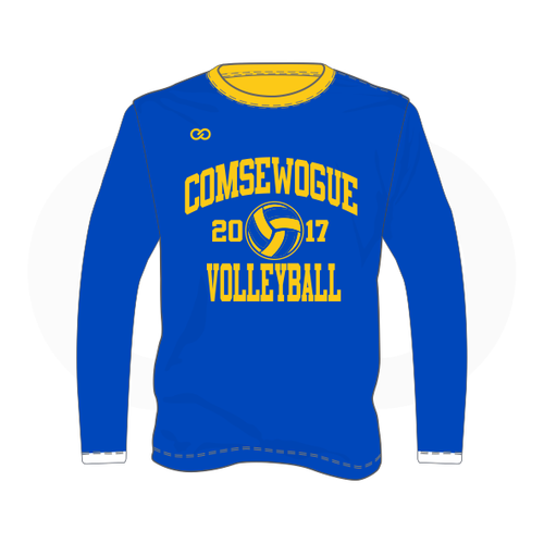 Wogue Warriors Volleyball Long Sleeve T-Shirt