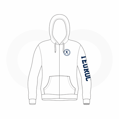 TEUROC Polyester Hoodie