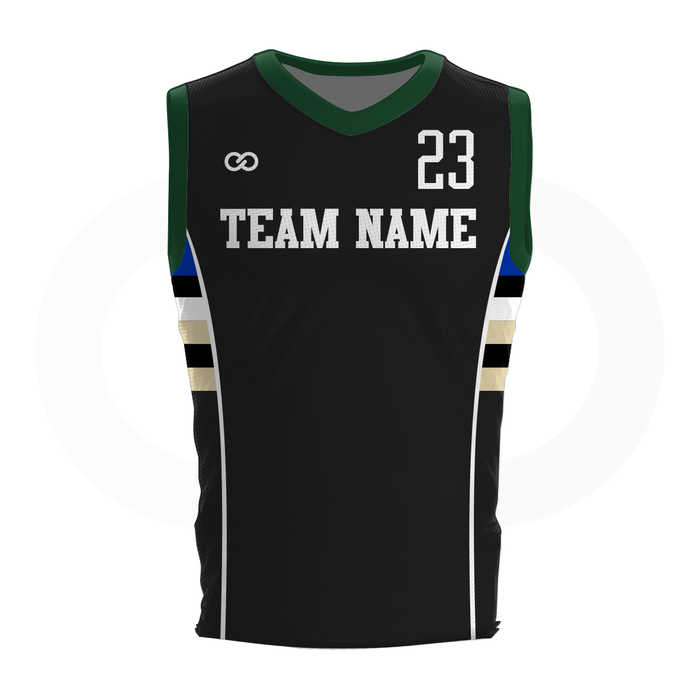Bucks - Custom Basketball Jersey
