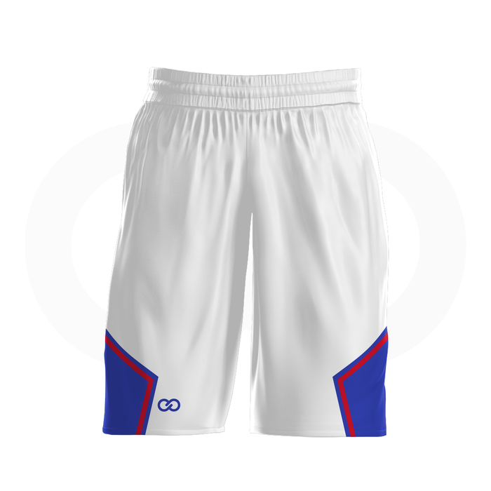 dff8785805 Clippers - Custom Basketball Shorts