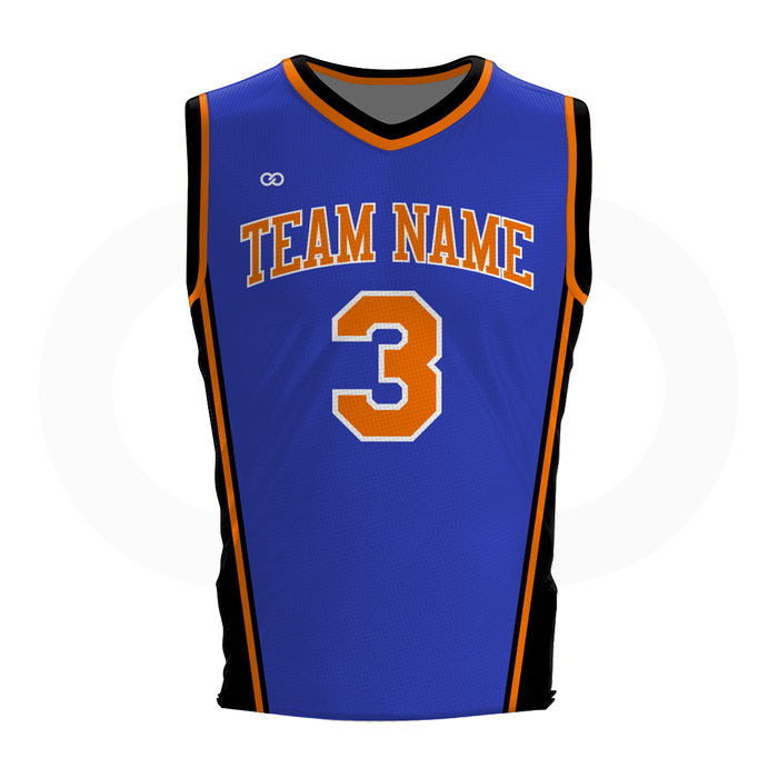 Knicks - Custom Basketball Jersey