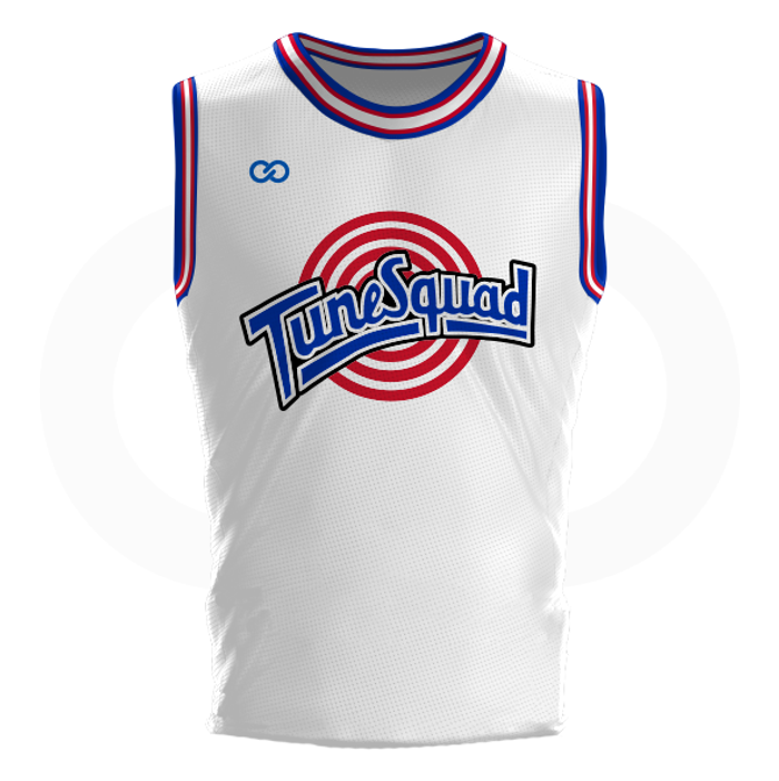 Tune Squad - Custom Basketball Jersey
