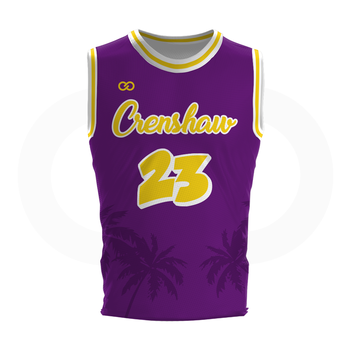 Crenshaw Jersey - Purple