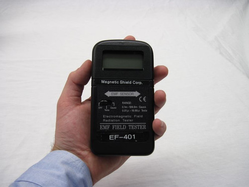 Single-axis AC Magnetic Field Meter