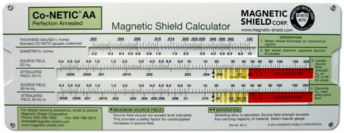 Quick Reference Tool: Slide Ruler Calculator