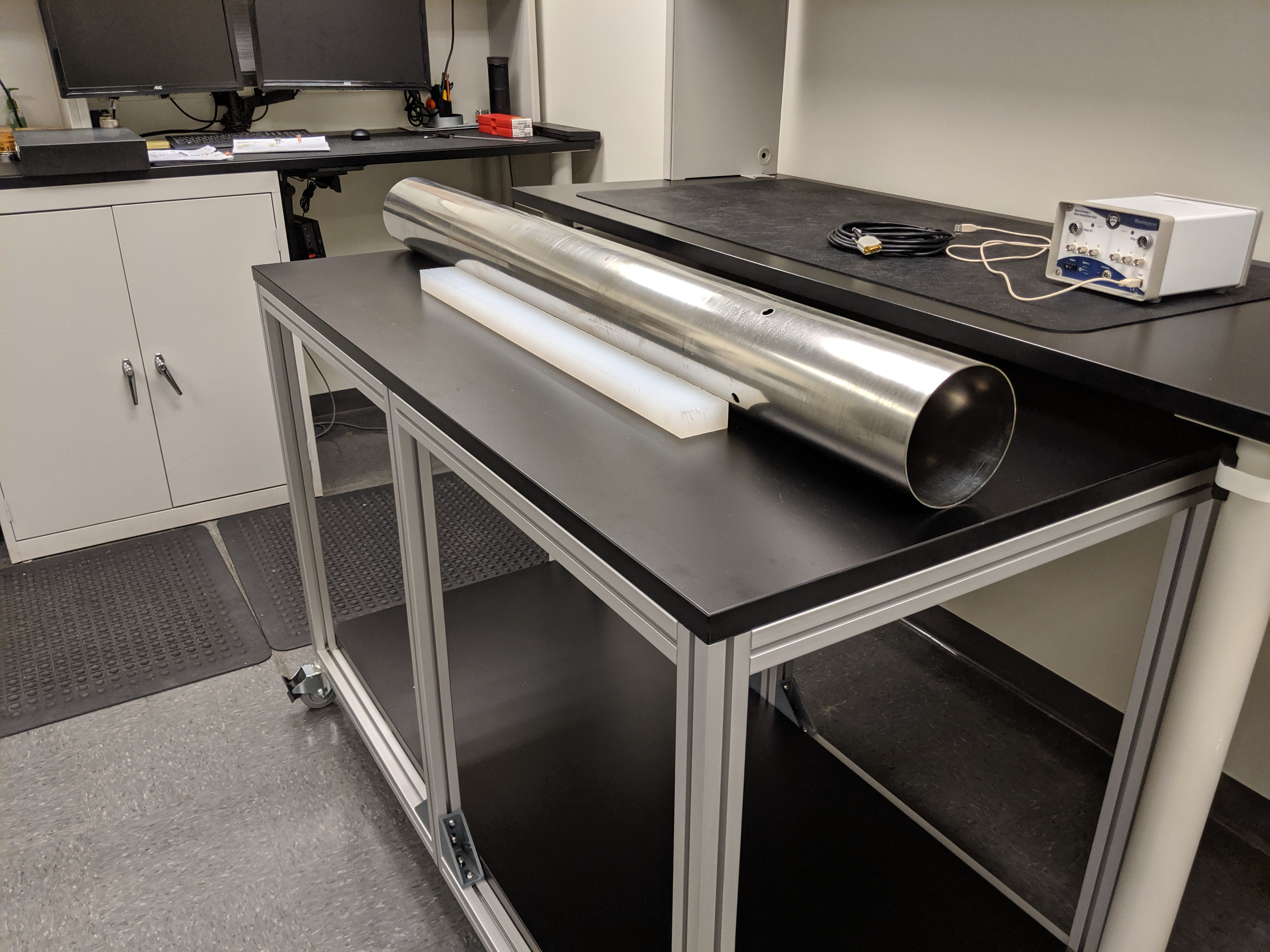 University of California Santa Barbara-large tube