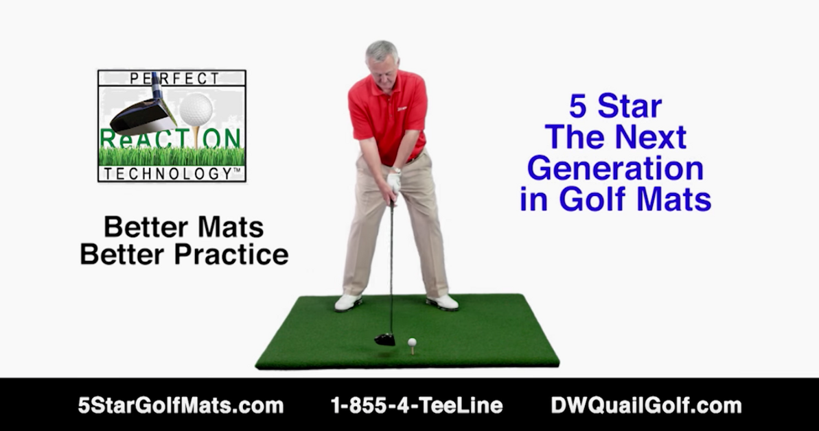 5 Star Golf Mats - Golf Mat Reviews - Golf Practice Mats