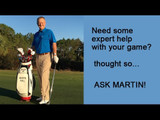 Martin Hall's School of Golf - Get Expert Tips Free