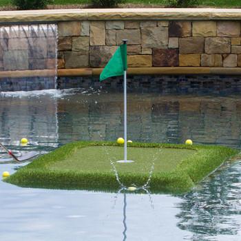"3' x 4' Floating Golf Green - ""Junior"""