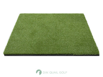 3'x5' - 5 Star Zoysia Fairway Golf Mat - Top View