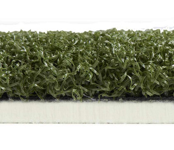 Dura-Pro Multi-Club Champion WoodTee Mat - side view