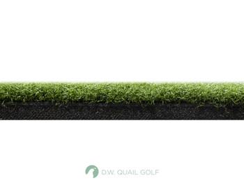 5'x5' - 5 Star Zoysia Fairway Golf Mat - Side View