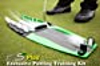 CS2 Putting System Deluxe With Exlcusive Putting Training Package
