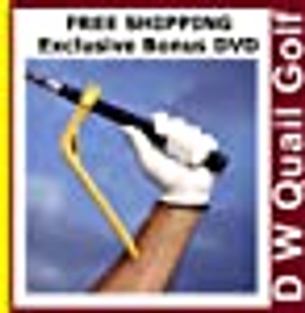 Swingyde Deluxe Training Package Includes Instructional DVD by Jim Flick. You Will Also Receive An Exclusive Free Bonus DVD From the Lessons With O�Leary Series With Your Order � Swingyde is the Ultimate Golf Training Aid
