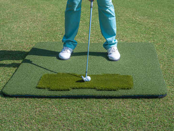 5 Star 4x5 Multi-Surface Insert Golf Mat System