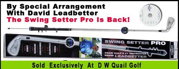 David Leadbetter Swing Setter Pro