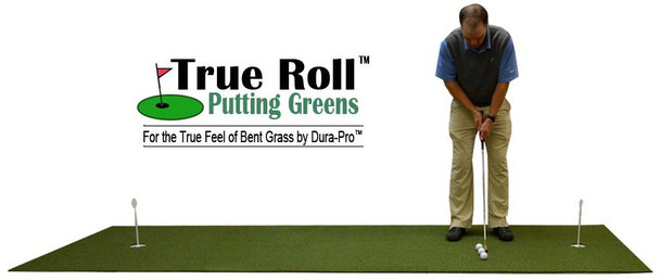 True Roll Putting Green 4' x 15'