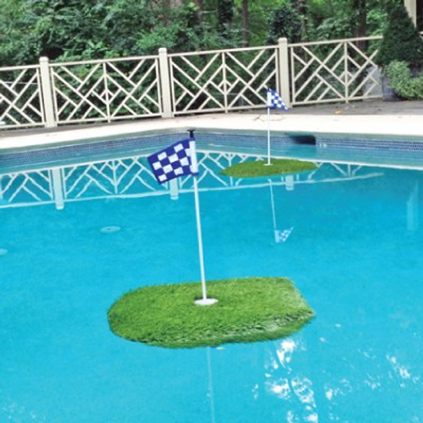 "3' x 3' Floating Golf Green ""Ace"""