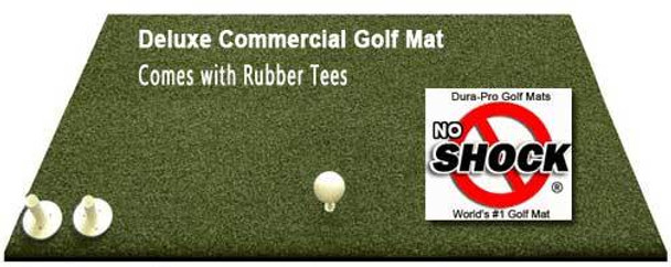 Commercial Driving Range Mats