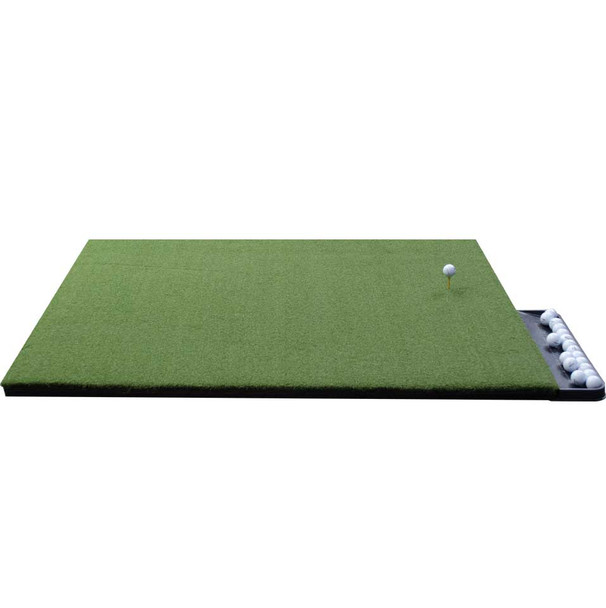 4x5 Perfect ReACTION Wood Tee Golf Mat