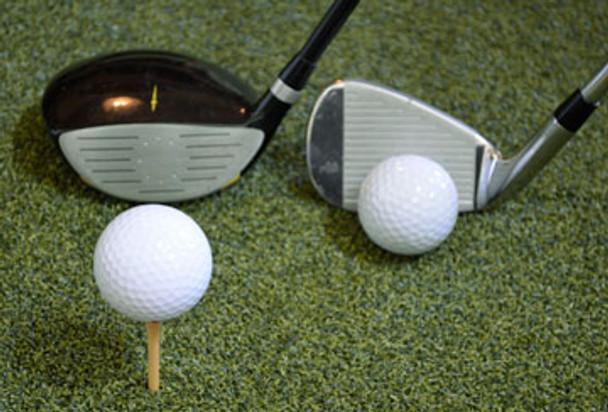 5'x5' - 5 Star Perfect ReACTION Golf Mat