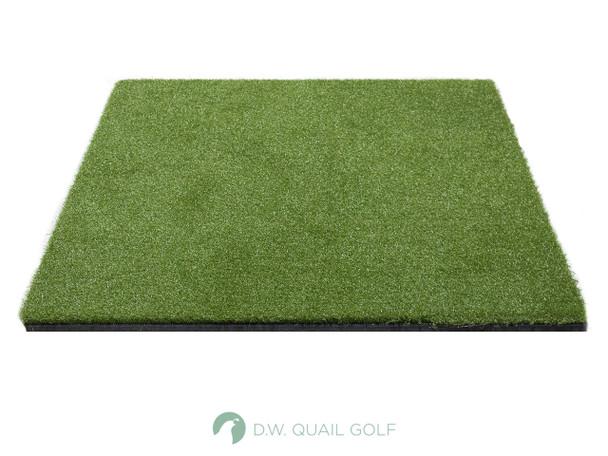 3'x5' - 5 Star Zoysia Fairway Golf Mat - Top View