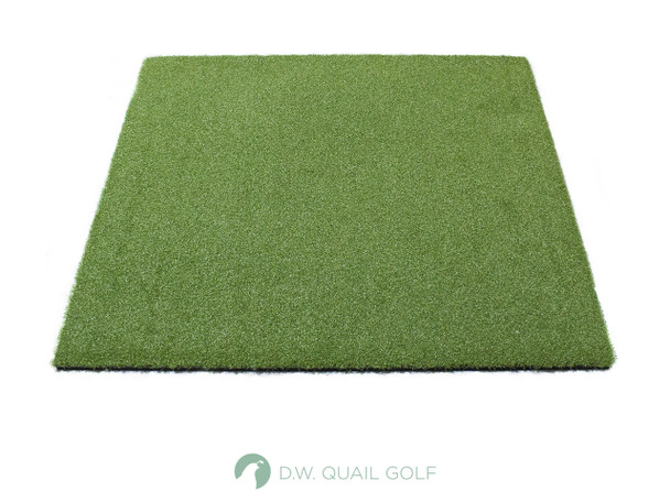 5'x5' - 5 Star Zoysia Fairway Golf Mat - Top View