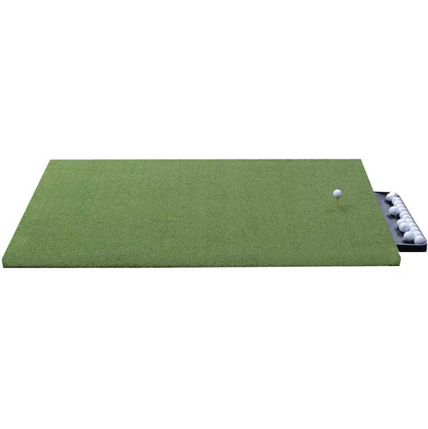 5'x10' - Perfect ReACTION Urethane Backed Wood Tee Golf Mats