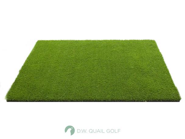 4'x5' - 5 Star Zoysia Fairway Golf Mat - Top View