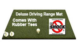Martin Hall 5 Star Commercial Driving Range Golf Mats by Dura-Pro