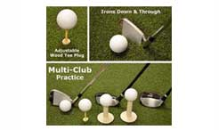 Dura-Pro Multi-Club Golf Practice Mats