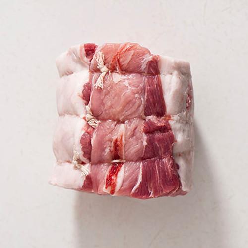 Boneless Berkshire Pork Loin Roast, rolled