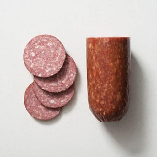 Uncured Beef Summer Sausage ($14/lb)