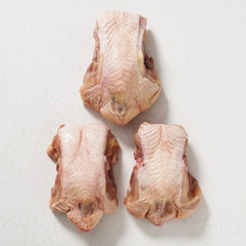 Pasture Raised Chicken Backs